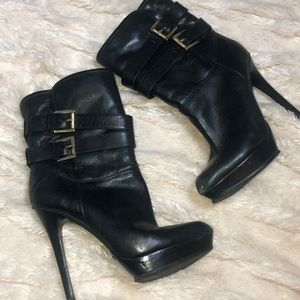 "Michael Kors Leather ""MAE"" boot"